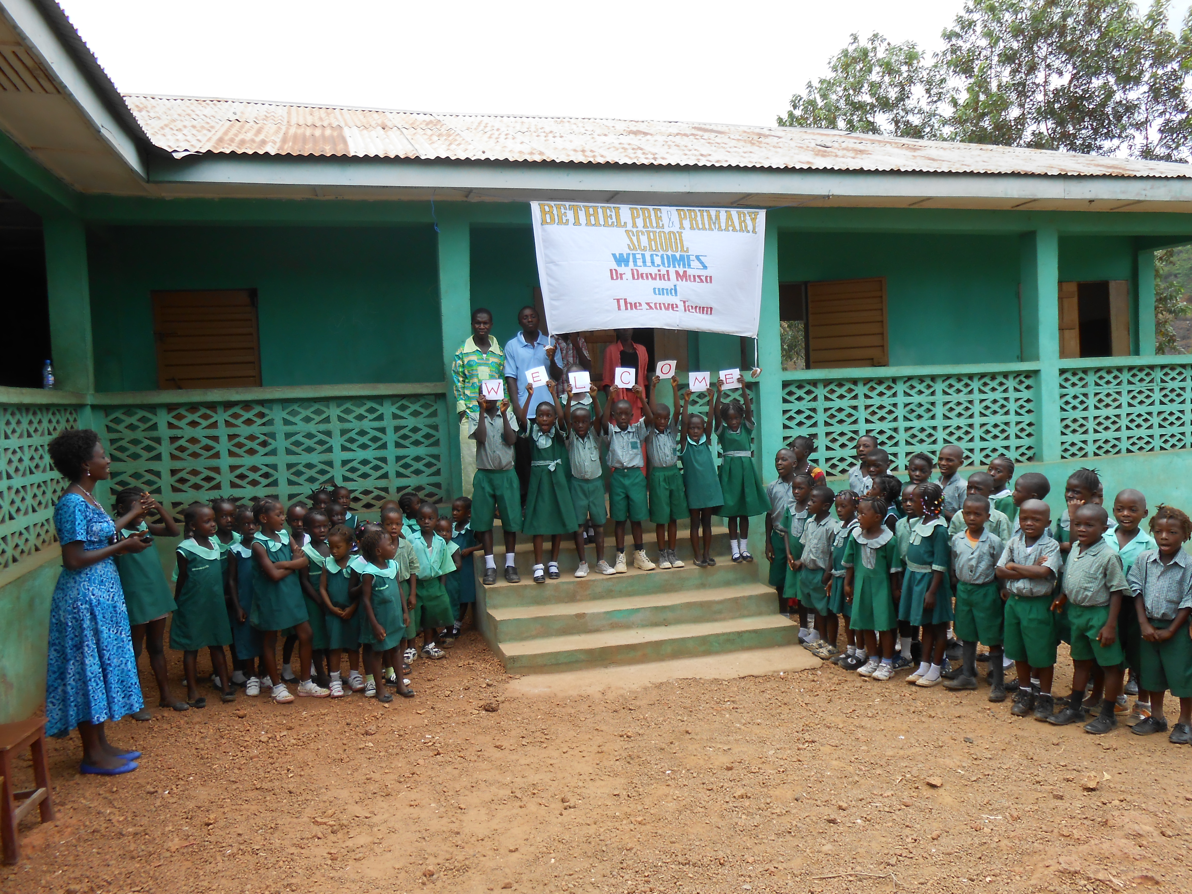 Christian School Built By SAVE
