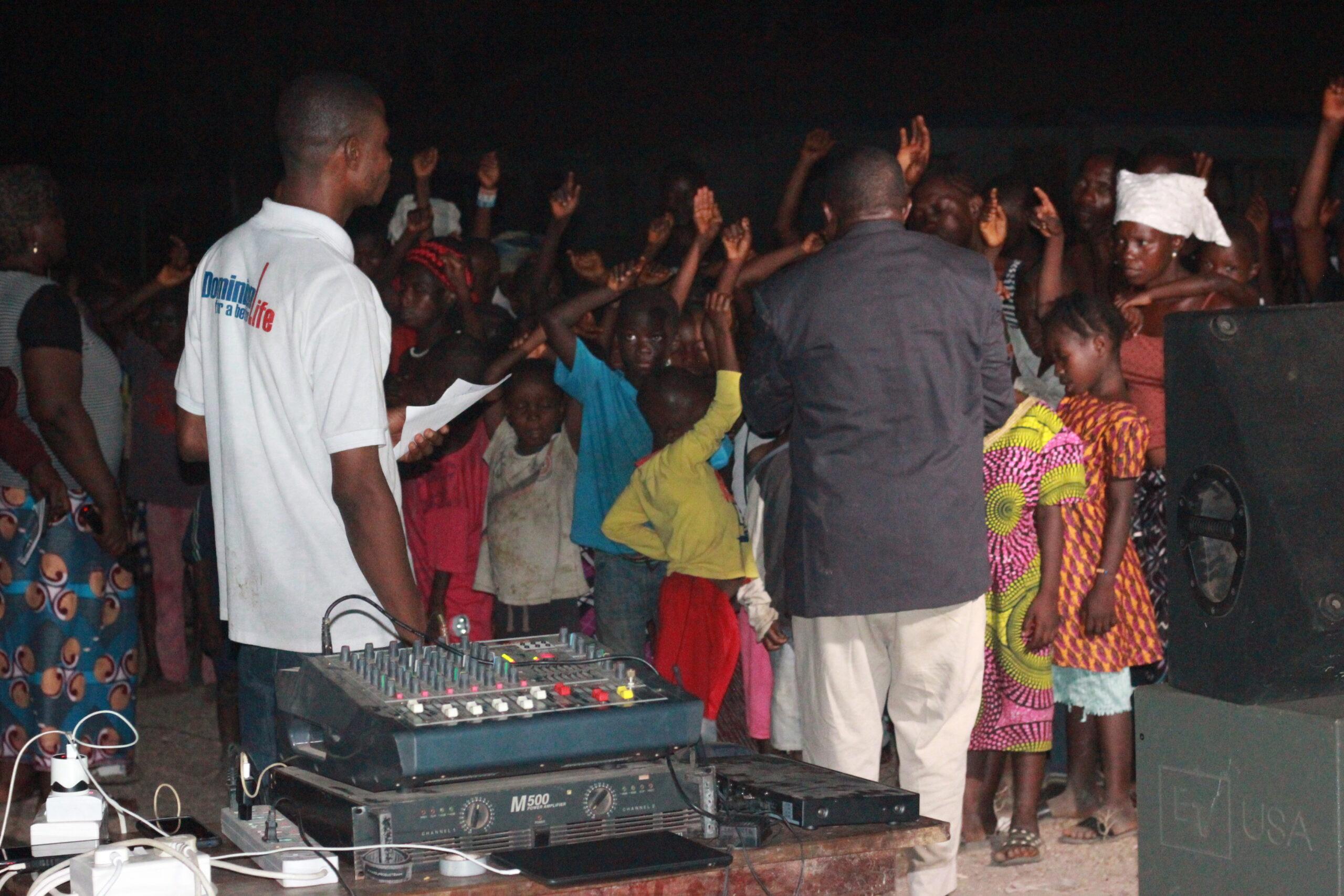 Clinic Child Evangelism